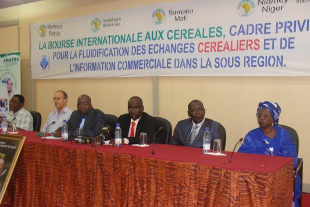 Bourse internationale de Bamako