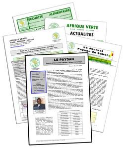 Bulletin Le Paysan du Niger d'AcSSA - Afrique Verte Niger