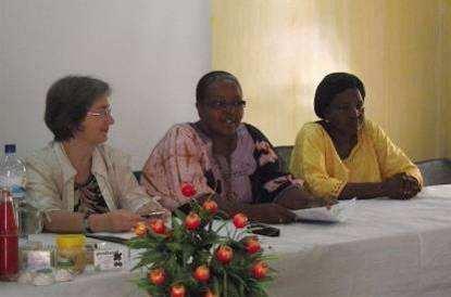 Conférence FSP Genre à Ouaga