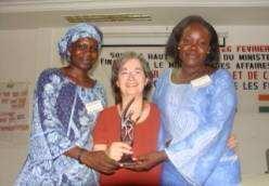 Atelier de démarrage du projet MAEE FSP Genre, à Ouaga