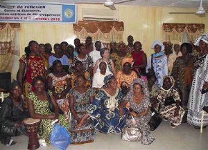 Atelier MAE FSP genre, Ouaga, avec toutes les animatrices
