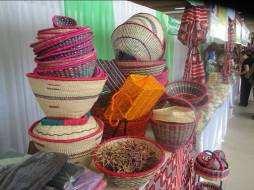 Les artisans de Banfora au SIAO