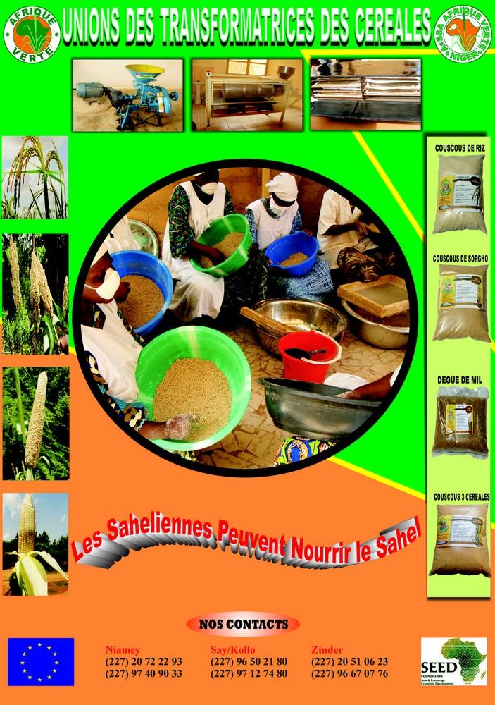 Affiche produits transformés 2 Niger
