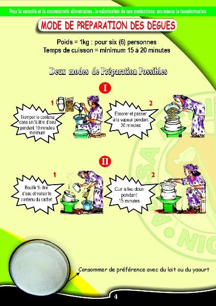 Livret de recettes p3