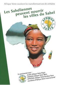 Campagne de soutien aux transformatrices de céréales du Sahel