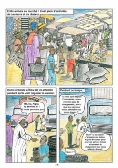 Bande dessinée Kipsi (4)