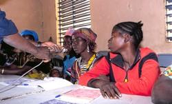 Formation des organisations paysannes féminines en méthode participative