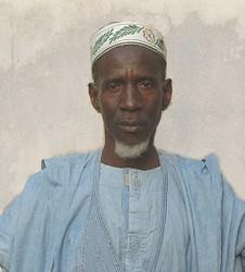 Amadou Diallo, responsable de la coopérative de Yarka, à Kayes