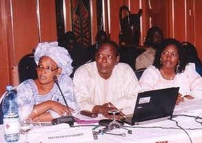 AMASSA à la réunion du Réseau Prévention des Crises Alimentaires à Bamako en 2009