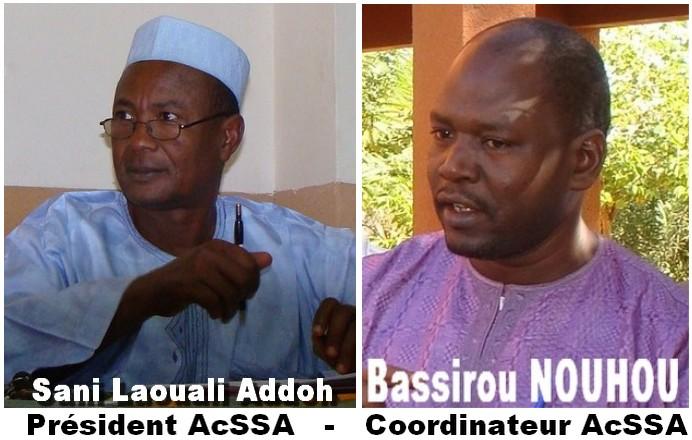 Président et coordinateur AcSSA