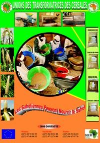 Affiche des produits transformés au Niger