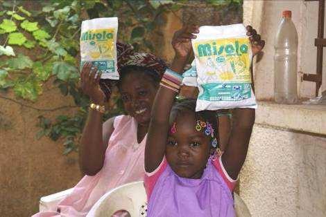 La farine infantile Misola